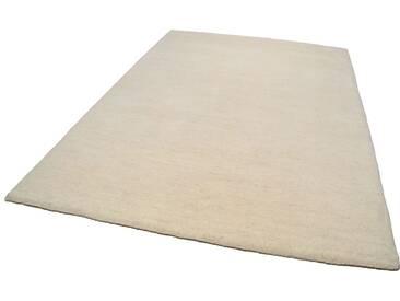Theko® Wollteppich »Amravati«, 90x160 cm, 28 mm Gesamthöhe, beige