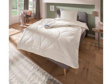 Beco 4-Jahreszeitenbett + Kopfkissen »Kamelhaar«, beige