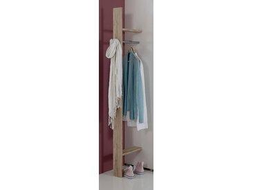 Garderobenhalter »Bergamo«, Schlafwelt, braun