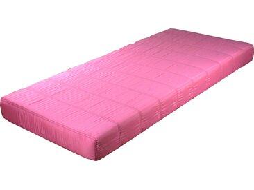Breckle Matratze, 90x140 cm, rosa