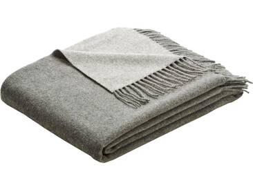Biederlack Decke »Soft Impression«, 130x170 cm, grau