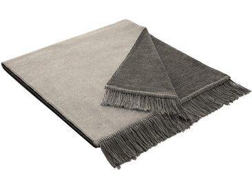 Biederlack Sofaläufer »Salt«, 50x200 cm, grau