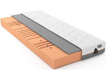 Schlaraffia Gelschaummatratze  »GELTEX® Quantum Touch 180«, 1x 100x210 cm, weiß, 0-80 kg