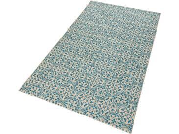 Hanse Home Teppich »Pattern«, 120x170 cm, 9 mm Gesamthöhe, blau