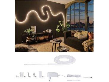 Paulmann LED-Streifen »MaxLED Flow Basisset 1,5m Warmweiß 21W«, weiß