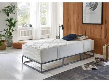 Sun Garden Komfortschaum-Matratze »P1670 ComfortPur«, 1x 140x200 cm, weiß