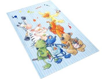 Die Lieben Sieben Kinderteppich »LS-211«, 80x150 cm, 6 mm Gesamthöhe, bunt