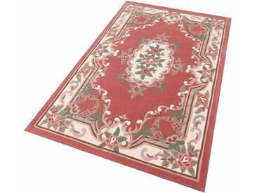 Theko® Teppich »Ming«, 60x90 cm, 14 mm Gesamthöhe, rosa