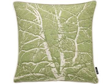 Emotion Textiles Kissenhülle »Birke«, grün