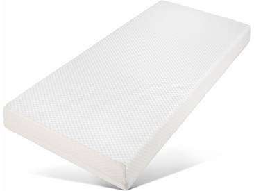 Hn8 Schlafsysteme Komfortschaum Matratze »Visco Fit 100«, 1x 140x200 cm, 0-80 kg