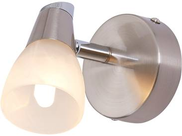 Nino Leuchten  LED Wandleuchte  »LAIKA«, silber