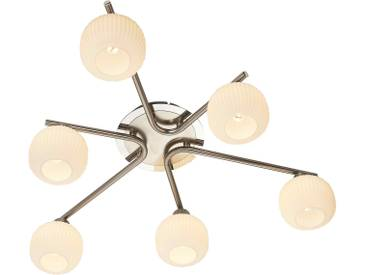 Nino Leuchten  LED Deckenleuchte  »ANICA«, silber