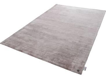 Tom Tailor Teppich »Shine uni«, 160x230 cm, 8 mm Gesamthöhe, beige