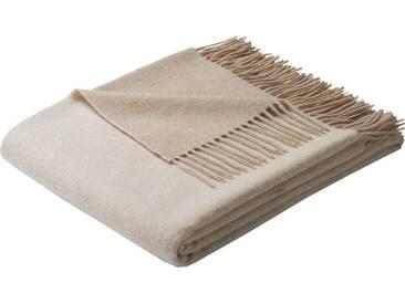 Biederlack Plaid »Soft Impression«, 130x170 cm, beige