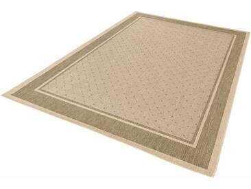 Hanse Home Teppich »Classy«, 80x150 cm, besonders pflegeleicht, 8 mm Gesamthöhe, grün