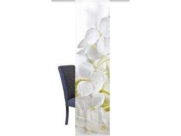 Home Wohnideen Schiebegardine  »LYNTON«, H/B 245/60 cm, weiß, blickdichter Stoff