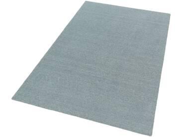 Schöner Wohnen-kollektion Teppich »Victoria«, 70x140 cm, 14 mm Gesamthöhe, grün