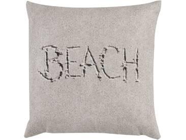 Barbara Becker Kissenhüllen »On the Beach«, grau
