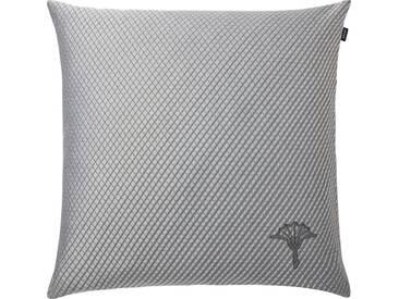 Joop! Kissenhülle »Diamond«, 50x50 cm, grau