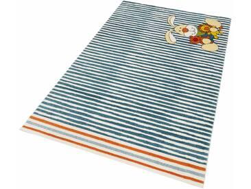 Sigikid Kinder-Teppich »Semmel Bunny«, 160x225 cm, allergikergeeignet, 13 mm Gesamthöhe, beige