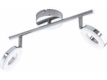Eglo Deckenlampe »GONARO«, silber