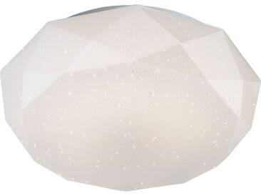 Nino Leuchten  LED Deckenleuchte  »DIAMOND«, weiß
