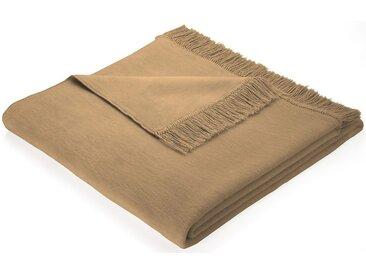 Biederlack Sofaläufer  »Cotton Cover«, beige