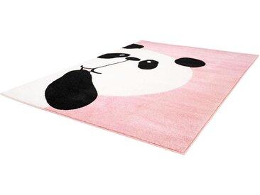 Carpet City Kinderteppich »Bueno Kids 1389«, 120x170 cm, 13 mm Gesamthöhe, rosa