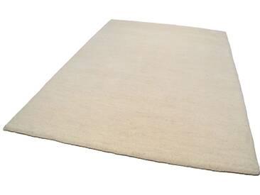 Theko® Wollteppich »Amravati«, 170x240 cm, 28 mm Gesamthöhe, beige