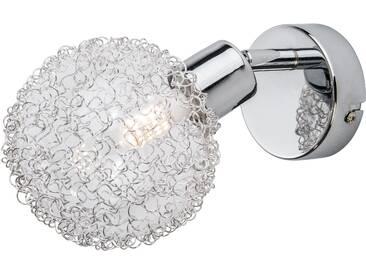 Nino Leuchten  LED Wandleuchte  »RYDER«, inkl, LED-Leuchtmittel, silber