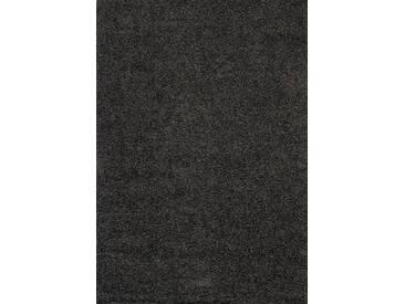 Arte Espina Hochflor-Teppich »Maedow 9999«, 67x105 cm, 40 mm Gesamthöhe, grau