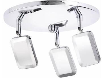 Leuchtendirekt Deckenlampe »WELLA«, silber
