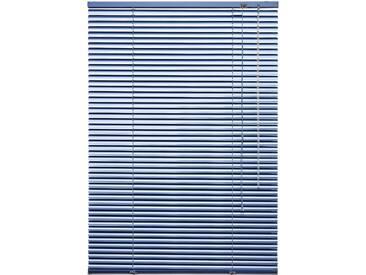 Liedeco Rollo »Jalousie aus Aluminium«, H/B 220/100 cm, blau