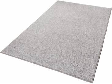 Hanse Home Teppich »Pure 100«, 300x400 cm, 13 mm Gesamthöhe, grau