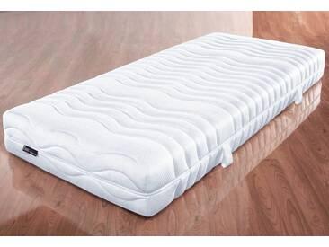 F.a.n. Frankenstolz Taschenfederkern-Matratze »ProVita Luxus T«, 1x 90x190 cm, Ca. 20 cm hoch, weiß, 81-100 kg