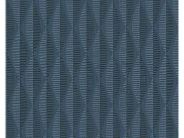 Living Walls Schaumtapete »Around the world 30417«, blau