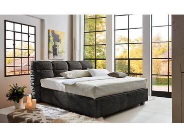 Places Of Style  Boxpringbett  »Erin«, grau, 180/200 cm