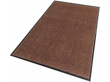 Hanse Home Teppich »Deko Soft«, 140x200 cm, 7 mm Gesamthöhe, braun