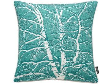 Emotion Textiles Kissenhülle »Birke«, blau