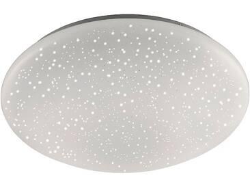 Leuchtendirekt  LED Deckenleuchte  »SKYLER«, weiß