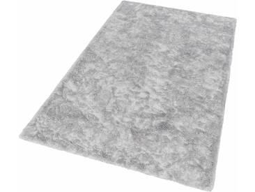 Schöner Wohnen-kollektion Hochflorteppich »Harmony«, 170x240 cm, besonders pflegeleicht, 35 mm Gesamthöhe, grau