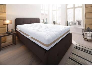 Beco Komfortschaum-Matratze »Platin«, 80x200 cm, ca. 25 cm hoch, 101-120 kg