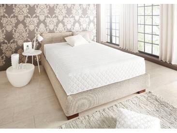 F.a.n. Frankenstolz Komfortschaummatratze »ProVita Relax 1.000 S«, 140x200 cm, Ca. 30 cm hoch, weiß, 81-100 kg