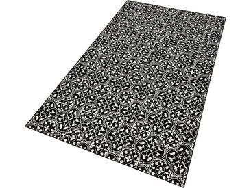 Hanse Home Teppich »Pattern«, 120x170 cm, 9 mm Gesamthöhe, schwarz