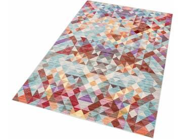 Schöner Wohnen-kollektion Teppich »Shining 1«, 170x240 cm, besonders pflegeleicht, 5 mm Gesamthöhe, bunt