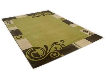 Theko® Teppich »Hawai 6188«, 160x230 cm, 14 mm Gesamthöhe, grün