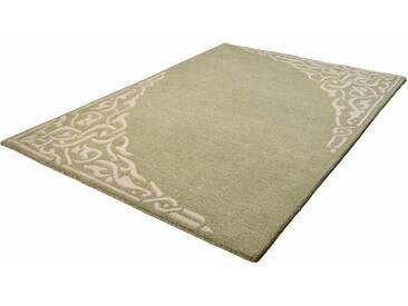 Theko® Teppich »Aloha 8101«, 60x90 cm, 10 mm Gesamthöhe, grün