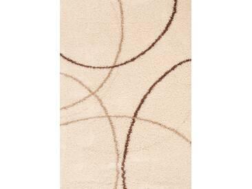 Arte Espina Hochflor-Teppich »Maedow 4439«, 67x105 cm, 40 mm Gesamthöhe, beige