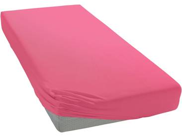 Pinolino® Spannbettlaken »Josy«, 2x70/140 cm, rosa