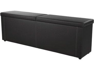 Jockenhöfer Gruppe Bettbank, schwarz